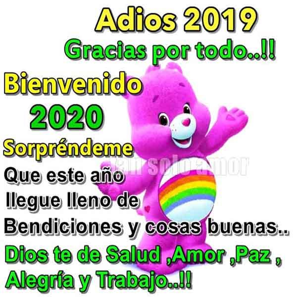 Imágenes De Feliz Año Nuevo 2020