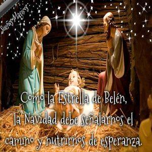 imagenes de navidad con frases cristianas
